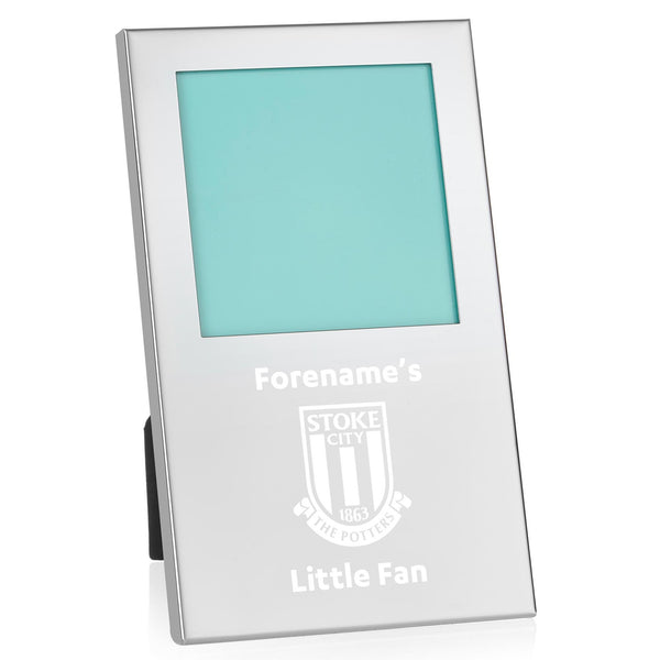 Stoke City FC Little Fan Photo Frame