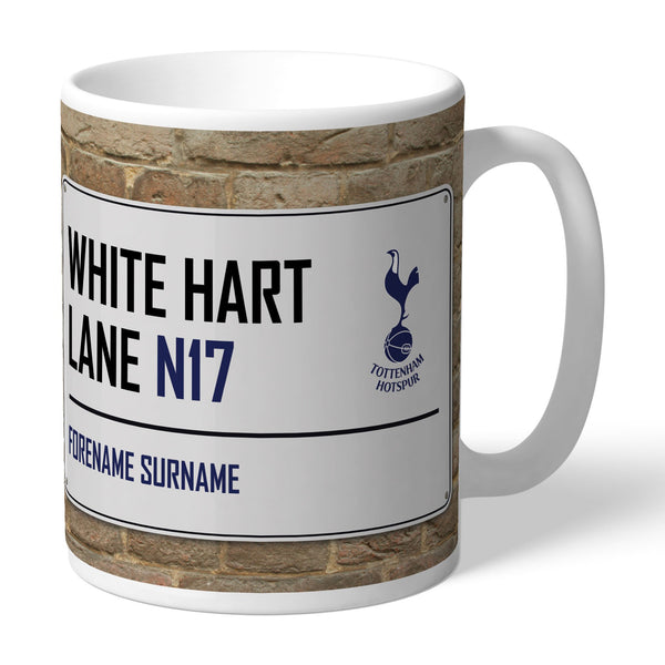 Tottenham Hotspur FC Street Sign Mugs, Gifts