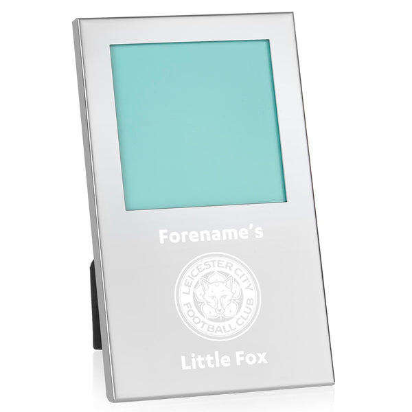 Leicester City FC Little Fan Photo Frame
