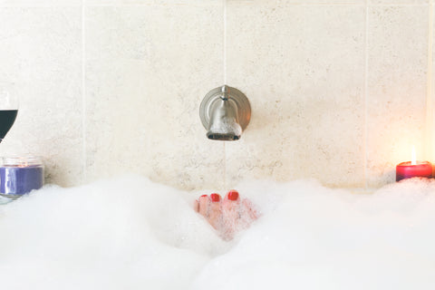 Veise Beauty Bubble Bath with essential oils