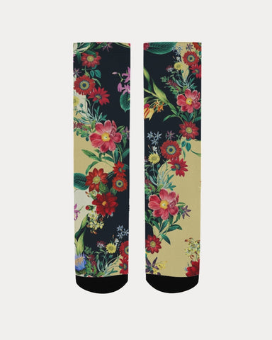 Blooming In The Morning Women's Socks