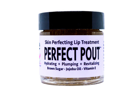 Perfect Pout Plumping Lip Scrub - FRË Cosmetics