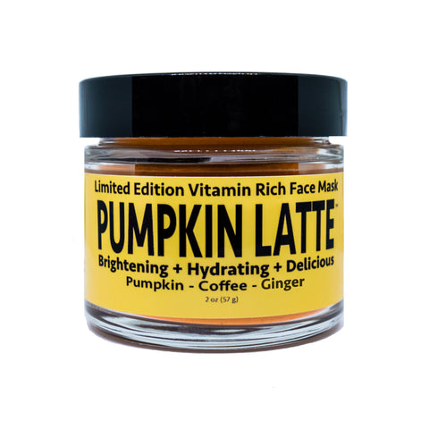 Pumpkin Latte Limited Edition Super Mask - FRË Cosmetics