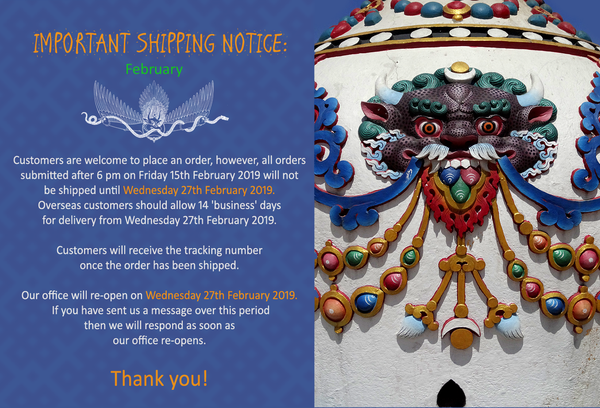 Unless otherwise stated (see above) our shipping procedure is as follows   We aim to ship orders ... 1b1207559