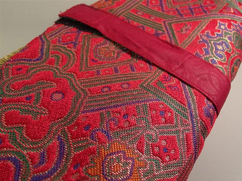 Rich Brocade Dharma Text Case