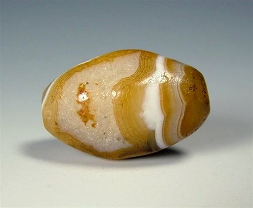Ancient Agate Bead - 26.5 mm