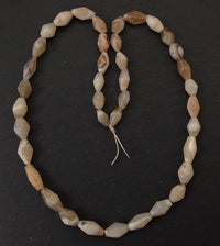 Ancient Banded Agate/Chalcedony Strand