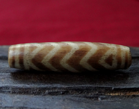 Ancient Tiger Pumtek - 5 Zig Zag Stripes - 33 mm