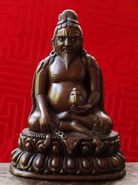 Thangtong Gyalpo Statue - 3.75 inches