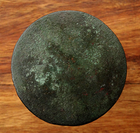 Antique Toli or Shaman's Mirror
