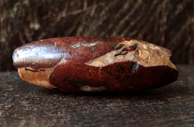 Huge Ancient Jasper Bead - 50mm