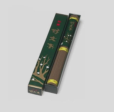 Tokusen Kobunboku Baieido Incense - Large Box - 90 sticks
