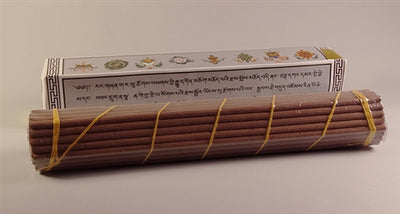 Lopen Tharpola - Kuengacholing Incense - Silver - 45 to 50 sticks