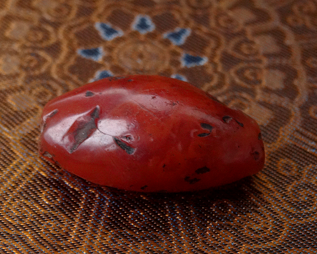 Antique Pema Raka Bead