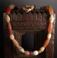 Ancient Carnelian & Agate Necklace