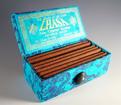 Lhasa Tibetan Incense - Premium Dhoop Factory