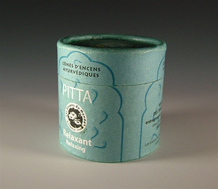 Pitta Ayurvedic Incense Cones