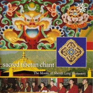 Sacred Tibetan Chant (audio CD)