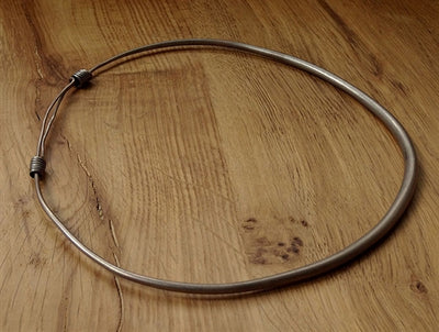 Antique Silver Torc or Torque - Hilltribe Regions