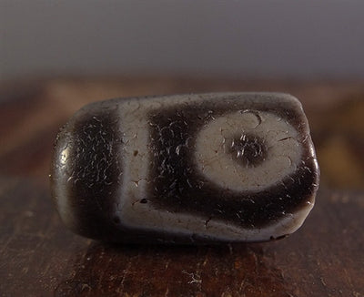 Ancient Damaged dZi Bead