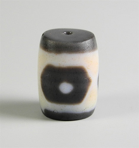 Ancient Three Eye dZi Bead