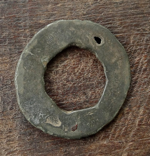 Antique Circular Thokcha - 51 mm