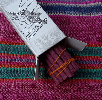 The Lost Fragrance of the Mountain Gods | Natural Bhutanese Incense Sticks