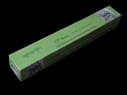 GP Incense / Tara Vegetarian | Aum Gaki Pem | Natural Bhutanese Incense Sticks