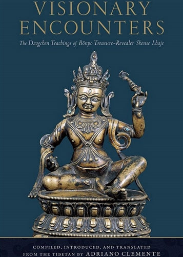 Visionary Encounters: The Dzogchen Teachings of Bonpo Treasure-Revealer Shense Lhaje
