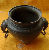 Antique Chinese Incense Burner or Censer - Early 20th C