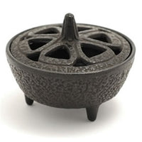 Small Cast Iron Incense Burner