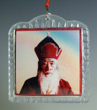 His Holiness Kyabje Chatral Rinpoche Amulet
