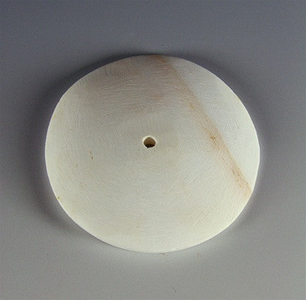Conch Disc for Prayer Wheel