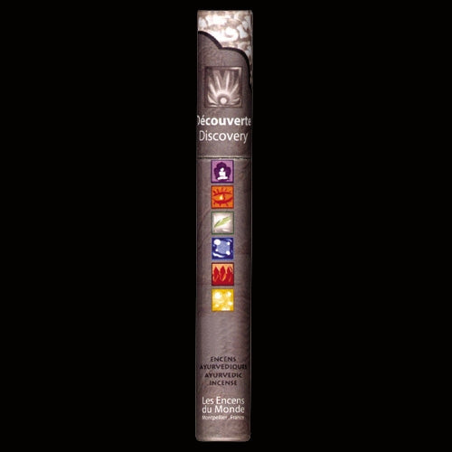 Discovery Multi-Pack of Ayurvedic Indian Incense