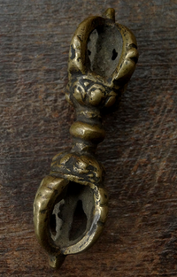 Old Five Prong Vajra - 20th C