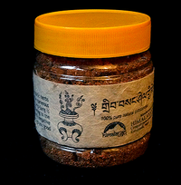 Drip Sang - Traditional Tibetan Incense Powder - 100 grams