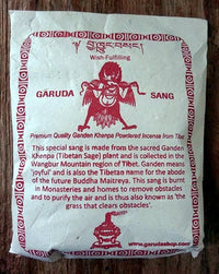 Wish-Fulfilling Garuda Sang - Collected in Tibet in the Wangbur Mountain Region