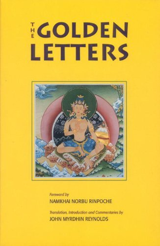 Golden Letters - The Three Statements of Garab Dorje