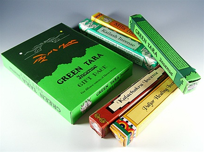 Green Tata Incense - Gift Pack