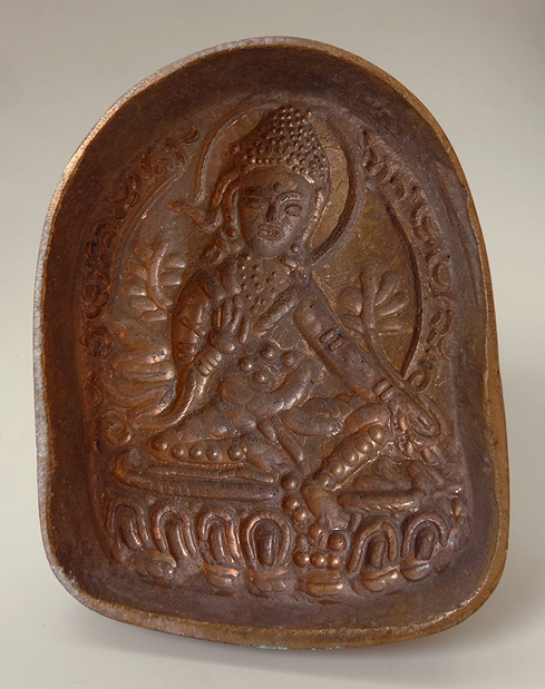 Green Tara Tsa Tsa Mould