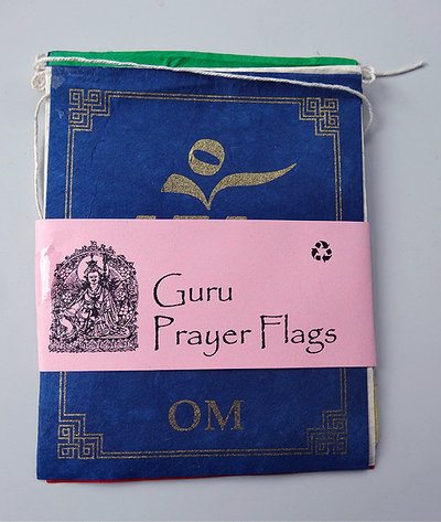 Indoor Prayer Flags - Paper - Guru Rinpoche