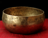 Bronze Alloy Remuna Himalayan Singing Bowl - 7 inches