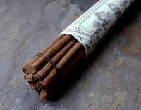 Bhutanese Men Tsi Khang - Thunder Dragon Incense - Blue Roll