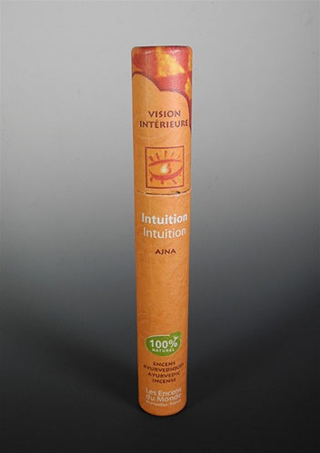 Intuition Ayurvedic Indian Incense
