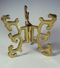 Brass Kapala Stand - 3.5 inches