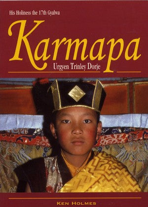His Holiness the 17th Gyalwa Karmapa