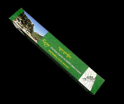 Kurjey | Natural Bhutanese Incense Sticks | Vegetarian