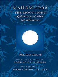 Mahamudra: The Moonlight  - Dakpo Tashi Namgyal