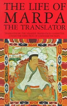 Life of Marpa The Translator