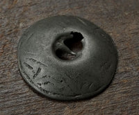 Dome Shaped Button Thokcha - 37 mm